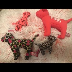 Pink dog bundle